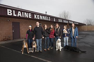 Blaine Kennels Staff